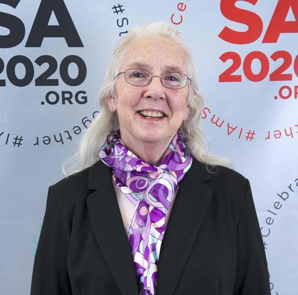 Patti Radle - SA2020