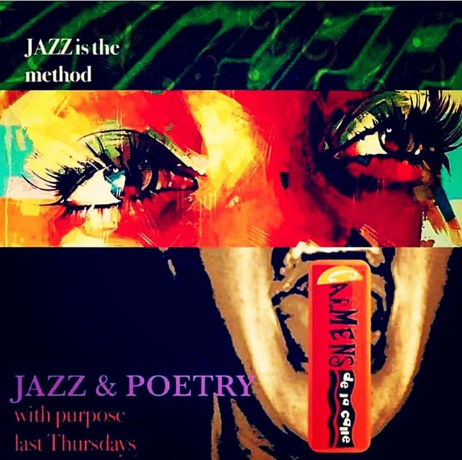 JAZZ AND POETRY FLYER/FACEBOOK
