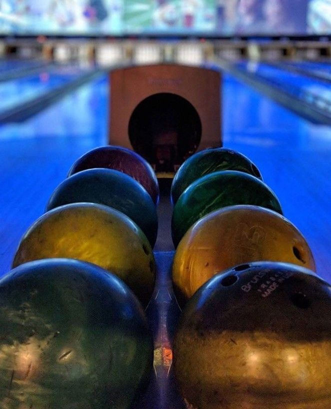 PHOTO VIA INSTAGRAM / BOWLBRUNSWICK