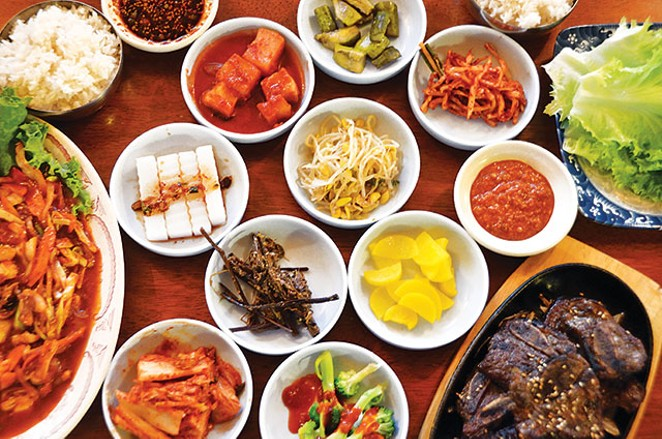 Arirang Korean Restaurant - SCOTT ANDREWS