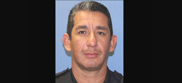 Tim Garcia - SAN ANTONIO POLICE DEPARTMENT