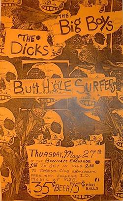 FACEBOOK / SAN ANTONIO TEXAS PUNK ROCK ARCHIVE