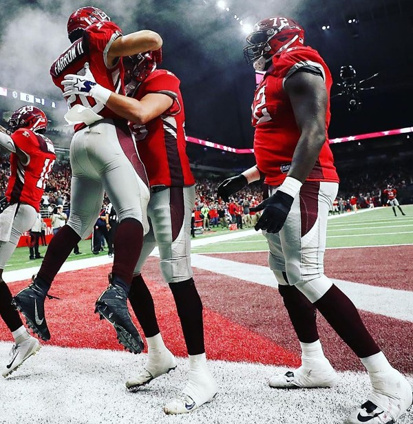 PHOTO VIA INSTAGRAM / AAFCOMMANDERS