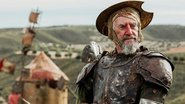 Jonathan Pryce stars in Terry Gilliam's troubled The Man Who Killed Don Quixote. - COURTESY PHOTO
