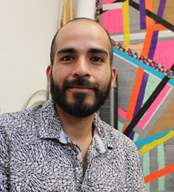 RAUL GONZALEZ PHOTOGRAPHED BY JUNE GONZALEZ