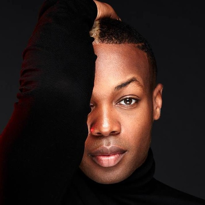 FACEBOOK, TODRICK HALL