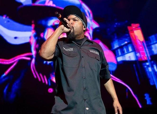 Ice Cube - FACEBOOK, ICE CUBE