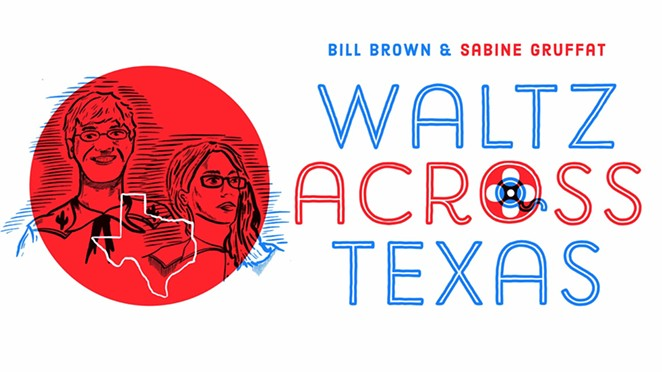 """DDP'S """"WALTZ ACROSS TEXAS"""" LANDS IN SA ON JUNE 8."""