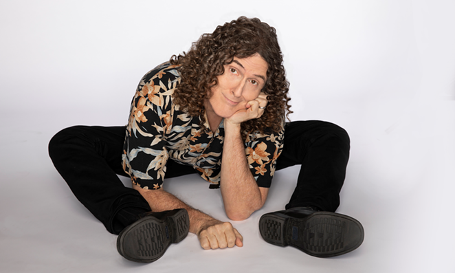 COURTESY OF WEIRD AL YANKOVIC
