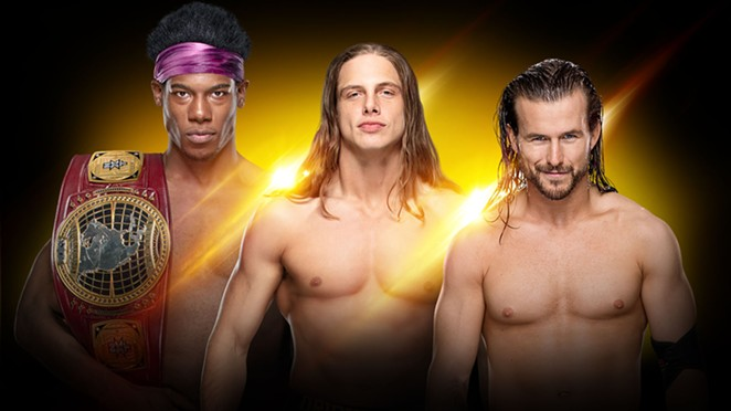 COURTESY OF WWE NXT