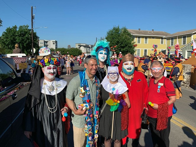 COURTESY OF SAN ANTONIO SISTERS OF PERPETUAL INDULGENCE