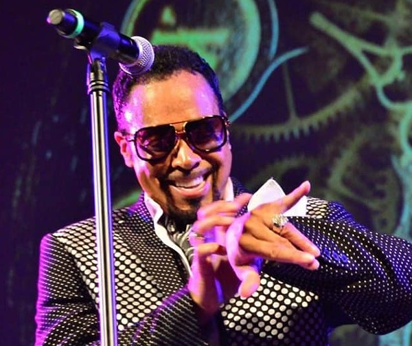 FACEBOOK, MORRIS DAY & THE TIME