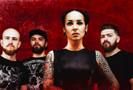 FACEOOK, JINJER