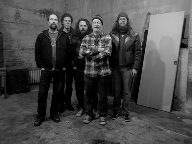 FACEBOOK / BUILT TO SPILL