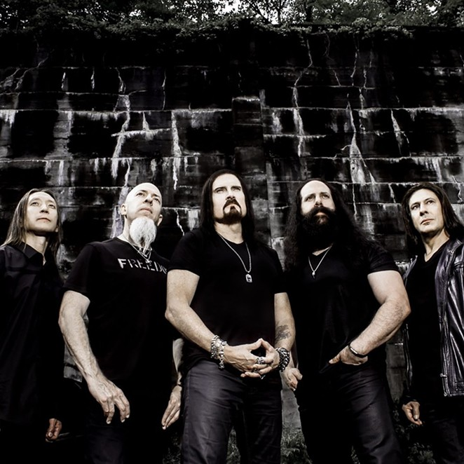 FACEBOOK, DREAM THEATER