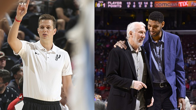 NBA / SAN ANTONIO SPURS