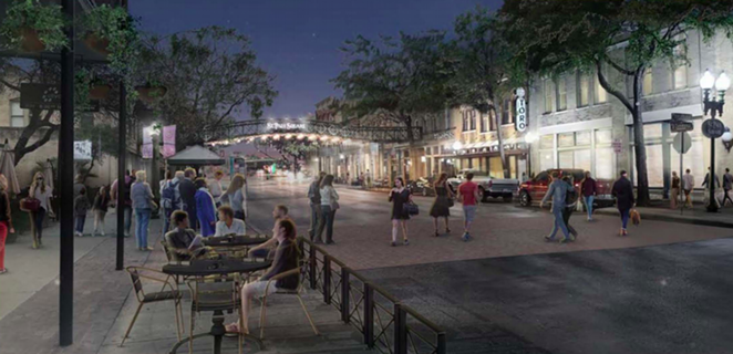 REATA Real Estate plans to revive St. Paul Square with new restaurants and nightlife options. - REATA