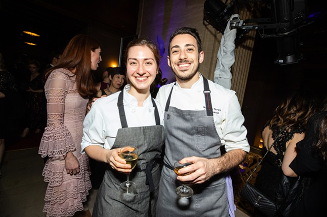 FRANCIS SON / THE JAMES BEARD FOUNDATION
