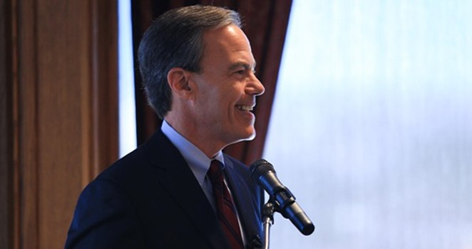 Former Texas House Speaker Joe Straus is co-chairing the Early Matters committee. - JOESTRAUS.ORG