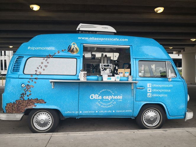 OLLA EXPRESS CAFE