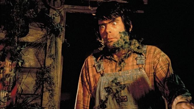 Stephen King in Creepshow - WARNER HOME VIDEO