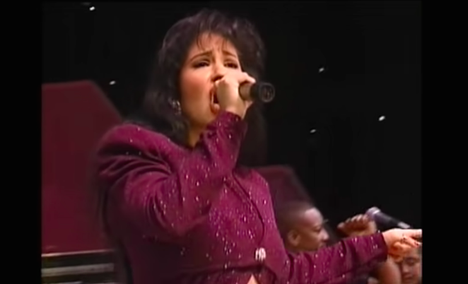 YOUTUBE / SELENA QUINTANILLA