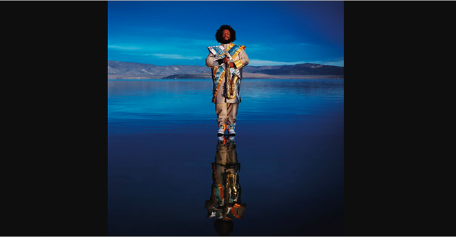 FACEBOOK  / KAMASI WASHINGTON