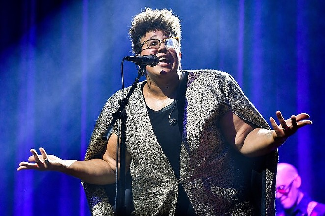 FACEBOOK / BRITTANY HOWARD