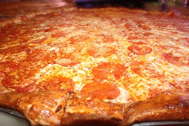 FACEBOOK / BIG LOU'S PIZZA