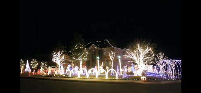 FACEBOOK / HINOJOSA FAMILY LIGHTS - BOERNE, TX