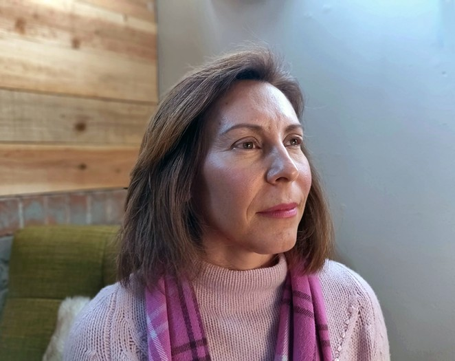 Councilwoman Shirley Gonzales - JADE ESTEBAN ESTRADA