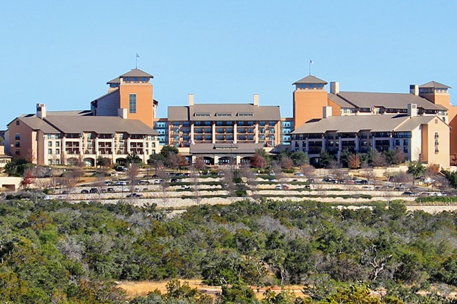 Public concern about the recharge zone surrounded development of the JW Marriott. - LARRY D. MOORE / WIKIMEDIA COMMONS