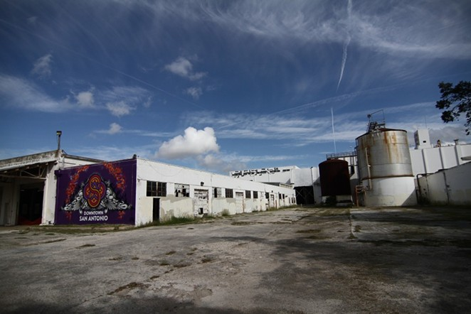 The former Lone Star Brewery has changed hands several times since ceasing operation in 1996. - MICHAEL BARAJAS