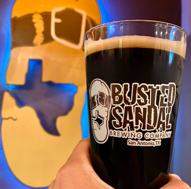 FACEBOOK / BUSTED SANDAL BREWING CO.