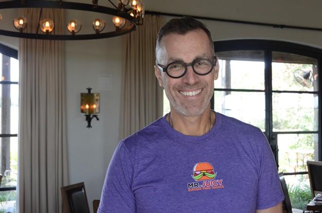 Chef Andrew Weissman - LEA THOMPSON