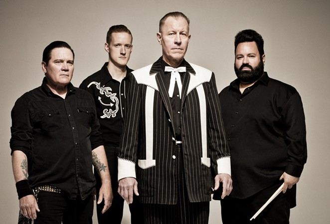 FACEBOOK / REVEREND HORTON HEAT
