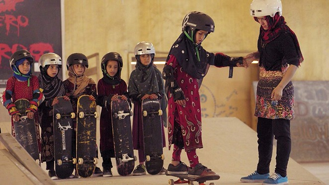 Learning to Skateboard in a Warzone - A+E NETWORKS