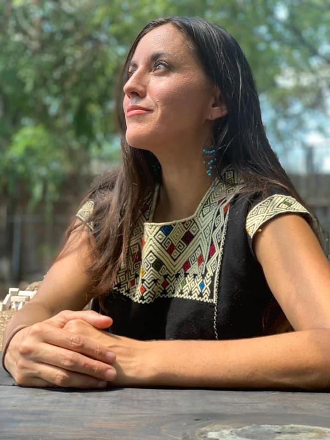 Cristina Tzintzún Ramirez - FACEBOOK / CRISTINA TZINTZÚN RAMIREZ