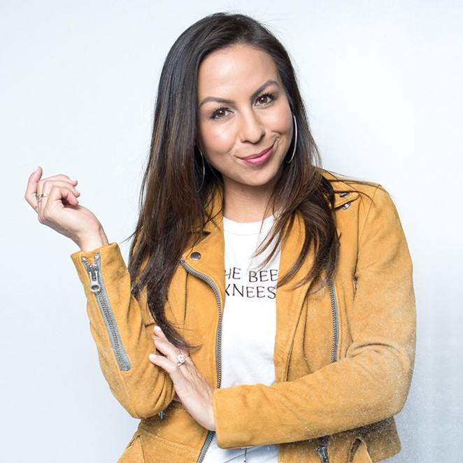 Anjelah Johnson - COURTESY OF ANJELAH JOHNSON