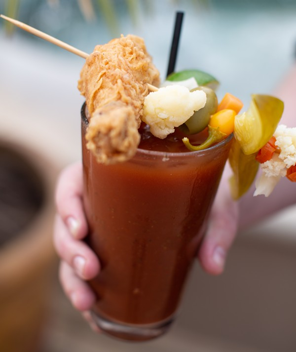 Earl Abel's will be serving breakfast pastry and competing in the People's Choice Tito's Vodka Bloody Mary Challenge. - SARAH N.