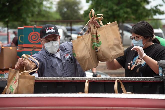 COURTESY PHOTO / SAN ANTONIO FOOD BANK