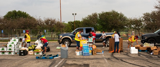 COURTESY PHOTO / SAN ANTONIO FOOD BANK