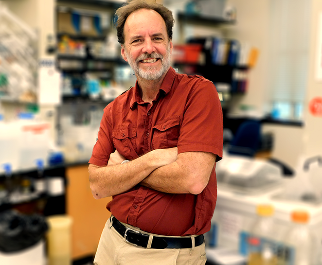 Karl Klose, director of the South Texas Center for Emerging Infectious Diseases - COURTESY PHOTO / UTSA