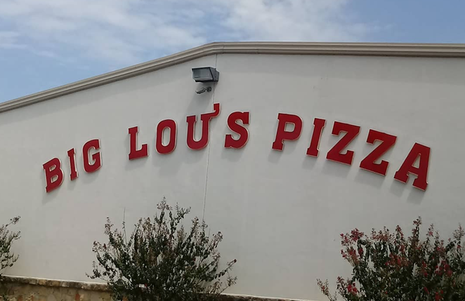 Big Lou's Pizza is participating in the Small Business Bingo game. - INSTAGRAM / MEMEN1