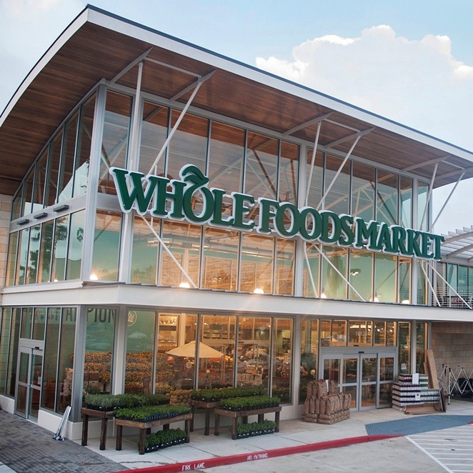 A Whole Foods storefront - FACEBOOK / WHOLE FOODS MARKET