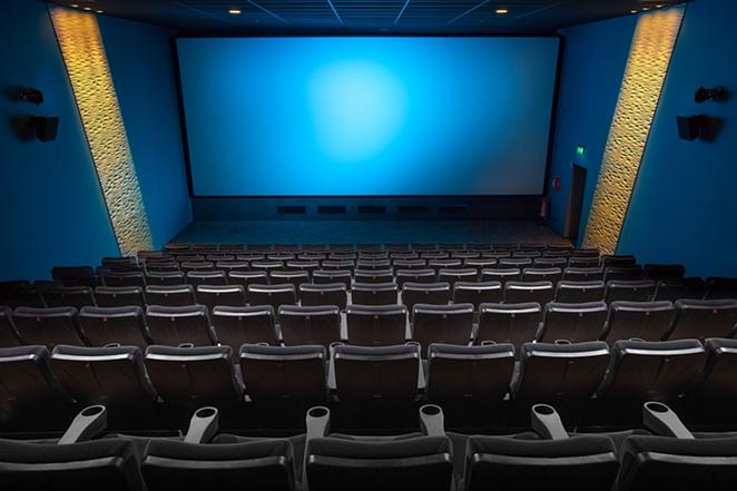 FACEBOOK / CITY BASE ENTERTAINMENT - CINEMA & ARCADE