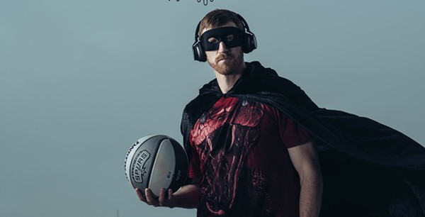 Matt Bonner and JUICEssential have launched Red Mamba, a juice blend developed by the former San Antonio Spur himself. - JOSH HUSKIN