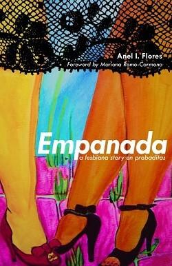 THE COVER OF FLORES' BOOK EMPANADA