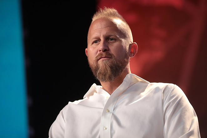 Brad Parscale appearing at a Student Action Summit in Florida. - WIKIMEDIA COMMONS / GAGE SKIDMORE