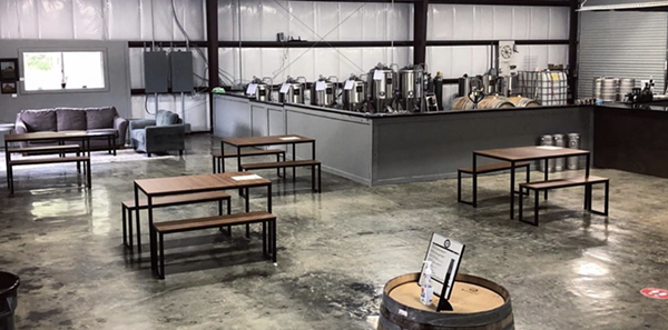Boerne's Silber Brewing Company announced this week that it's permanently closing due to COVID-19 shutdowns. - INSTAGRAM /  SILBERBREWING